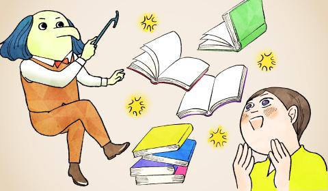 【マンガ】真夏にぴったりな名作ホラー小説を本の神が教えます……
