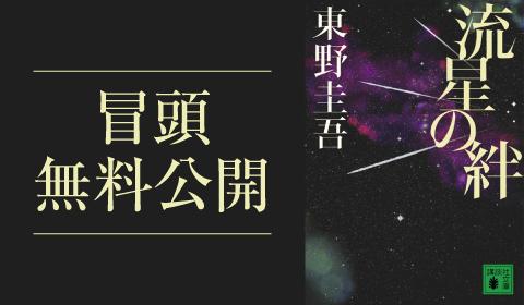 両親を奪われた三兄妹の数奇なる復讐劇! 東野圭吾の極上ミステリ『流星の絆』!