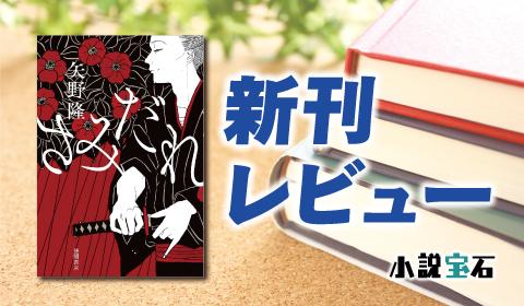 新刊レビュー『さみだれ』 矢野隆